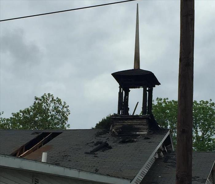 Dyersburg Church Got On Fire Servpro Of Dyersburg
